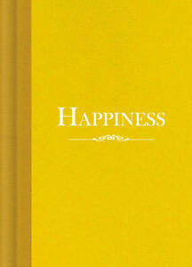 Happiness (Gift), Very Good Condition Book, ., ISBN 9781849533843