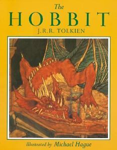 The Hobbit by J. R. R. Tolkien (1989, Pa...