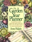 The Garden Year Planner, Anne Halpin, 0399518649