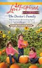 The Doctor's Family by Lenora Worth (2011, Paperback, Large Type)