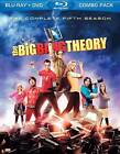 The Big Bang Theory: The Complete Fifth Season (Blu-ray/DVD, 2012, 5-Disc Set, Canadian)