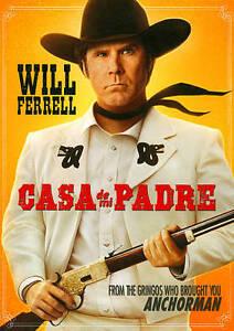 Casa de mi Padre (DVD, 2012)