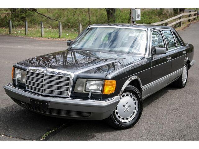 mercedes 300sdl turbo 1987 cars for sale. Black Bedroom Furniture Sets. Home Design Ideas