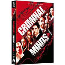 Criminal Minds: Fourth Season New Sealed