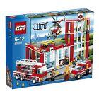 Fire Station LEGO Complete Sets & Packs
