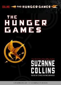 The Hunger Games No. 1 by Suzanne Collin...