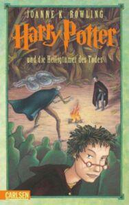Harry Potter 7 und die Heiligtümer des Todes von Joanne K. Rowling (2010,...