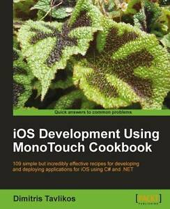 Ios Development Using Monotouch