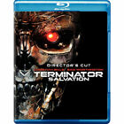 Terminator Salvation (Blu-ray Disc, 2009, 2-Disc Set, WS; Director's Cut)