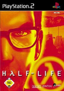 Play Station 2 Spiel PS2 Half-Life mit Anleitung guter Zustand + OVP
