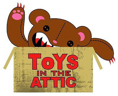 Toys in the Attic by Armando