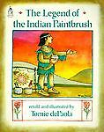 The Legend of the Indian Paintbrush, Tomie dePaola, 0399217770