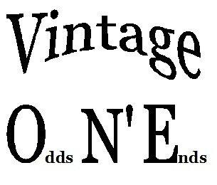 Vintage Odd N Ends