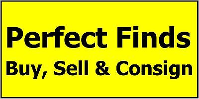 perfect finds consignments