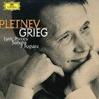 Grieg: Lyric Pieces; Sonata; 7 Fugues by Mikhail  Pletnev (CD, Mar-2000, DG Deutsche Grammophon (USA)) : Mikhail Pletnev (CD, 2000)