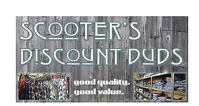 Scooter's Discount Duds