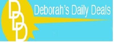 Deborah's Daily Deals