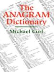 Anagram Dictionary, Michael Curl, 0709058640