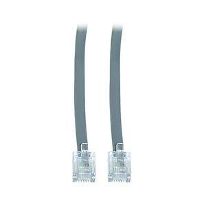 Was ist wichtig beim Kauf von Anschlusskabeln, Telefonkabeln und Adaptern?