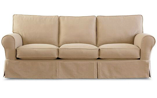 How to measure your sofa or loveseat for a fitted cover ebay for Fitted furniture slipcovers