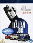The Italian Job (Blu-ray Disc, 2010, 40th Anniversary Edition)