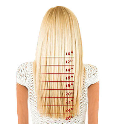 What Length Hair Extensions 115