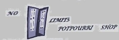 NO LIMITS POTPOURRI SHOP