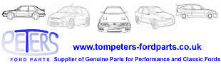 Tom Peters Ford Parts
