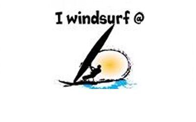 Windsurf Stickers