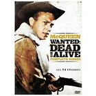 Wanted: Dead or Alive - Complete Series (Blu-ray Disc, 2009, 11-Disc Set)