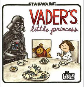 Vader's Little Princess by Jeffrey Brown (Hardback, 2013)