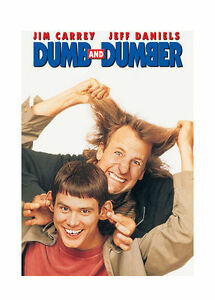 Dumb And Dumber (DVD, Brand New)