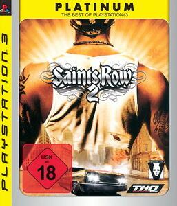 Saints Row 2 Sony PlayStation 3 PS3 PS 3 WIE NEU TOP WARE