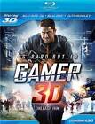 Gamer (Blu-ray Disc, 2013, 3D; UltraViolet)