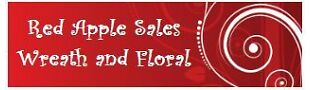 Red Apple Sales Wreath And Floral