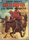 King King of the Royal Mounted Golden Age Comics (1938-1955)