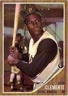 Topps Baseball Cards 1962 Season