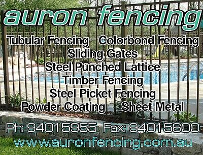 Auron Fencing and Supplies