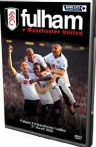Fulham-2-0-Manchester-United-DVD-DVD-NEW