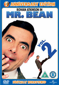 Mr Bean - Series 1 Vol.2 (DVD, 2010)