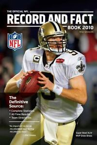 THE-OFFICIAL-NFL-RECORD-FACT-BOOK-2010-Editors-2010-Paperback-PERFECT
