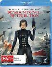 Resident Evil: Retribution 3D Blu-ray Discs