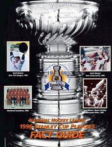 Official NHL Stanley Cup Fact Book by Na...