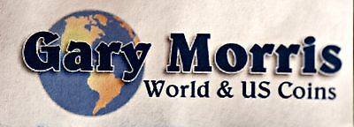 Gary Morris World and US Coins
