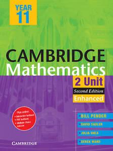 Cambridge Mathematics 4 Unit Pdf