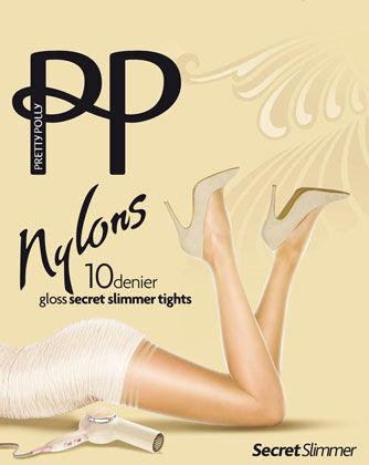 Pretty Polly Nylons Gloss Secret Slimmer Tights
