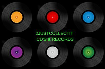 2justcollect CD's and Records