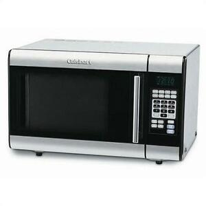 Cuisinart CMW-100 Stainless Steel Microwave Green Small