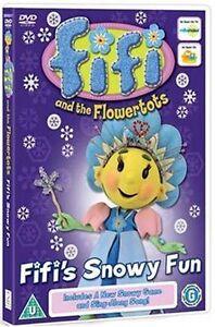 Fifi's Snowy Fun (DVD, 2007)