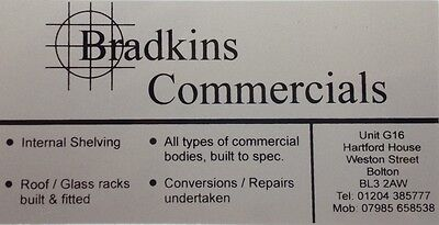 Bradkins Commercials
